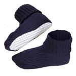 Footwear & Hosiery - Non Skid Slipper Socks