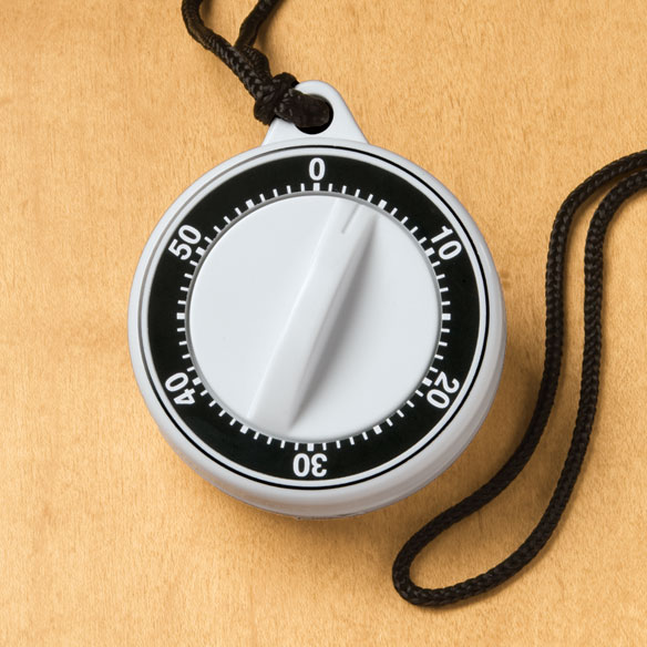 Portable Traveling Timer