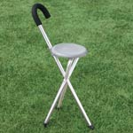 Mobility, Braces & Footcare - Folding Cane Seat