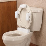 Daily Living Aids & Cushions - Toilet Seat Risers