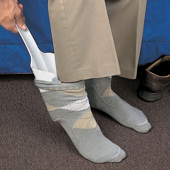 Foot Valet Sock Aid