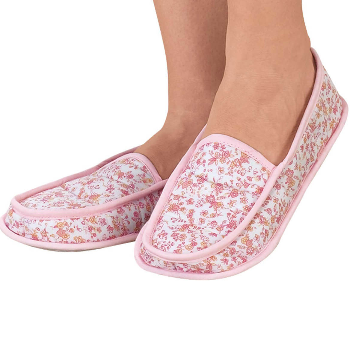 37aab1dcebdb9 Soft Slippers - Pink Slippers - Slippers For Women - Walter Drake