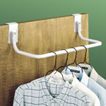 Storage & Organizers - Over The Door Clothes Rod