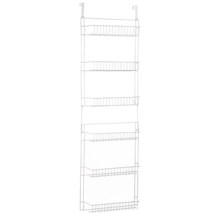 Купить со скидкой Over The Door Metal Storage Rack