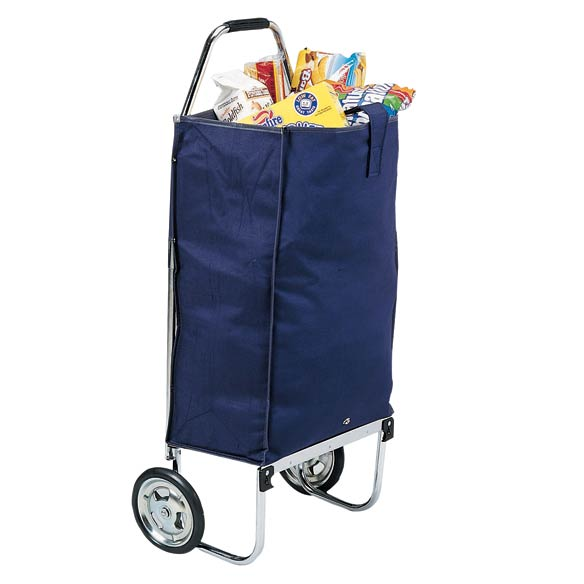 Deluxe Folding Carryall Cart