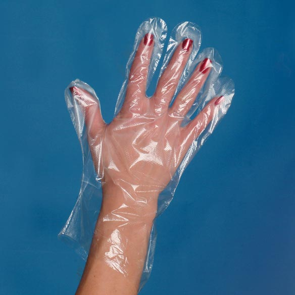 All Purpose Plastic Gloves