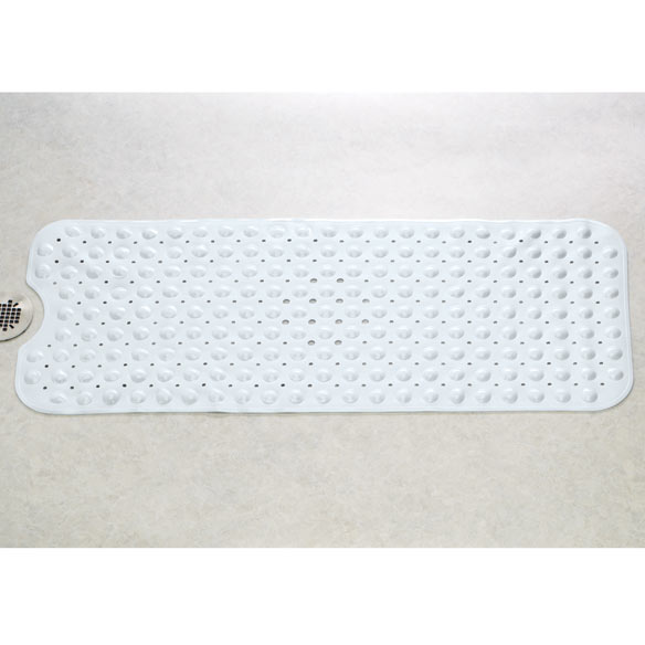 Nonslip Bath Mat White