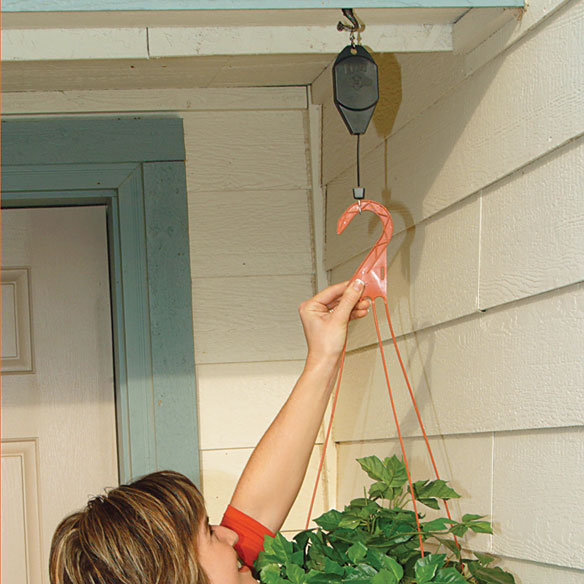 Hi Lo Hanging Basket Hook