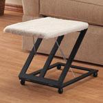 Oakridge Comforts - Adjustable Padded Footstool