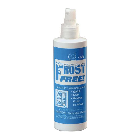 Frost Free Spray