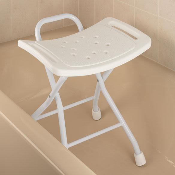 Folding Bath Bench Folding Seat For Shower Home Walter Drake