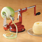 Gadgets & Utensils - Apple Master Peeler/Corer/Slicer