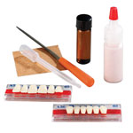 Eye, Ear & Throat - Denture Repair Kit