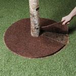 Lawn & Garden - Coco Fiber Tree Ring