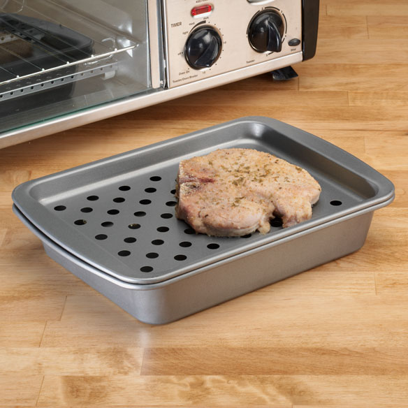 Toaster Oven Broiler Pan