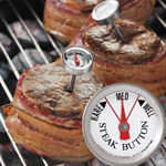 Reusable Steak Button® Thermometers Set of 4