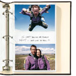 Storage & Organizers - Snapshot 4 x 6 Photo Album Refill Pages - Set of 10