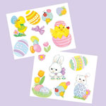 Holidays & Gifts - Easter Sticker Sheet