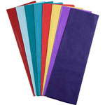 Memos, Notepads & Cards - Colorful Tissue Paper Collection Bright