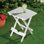 Outdoor Décor - Outdoor Folding Side Table