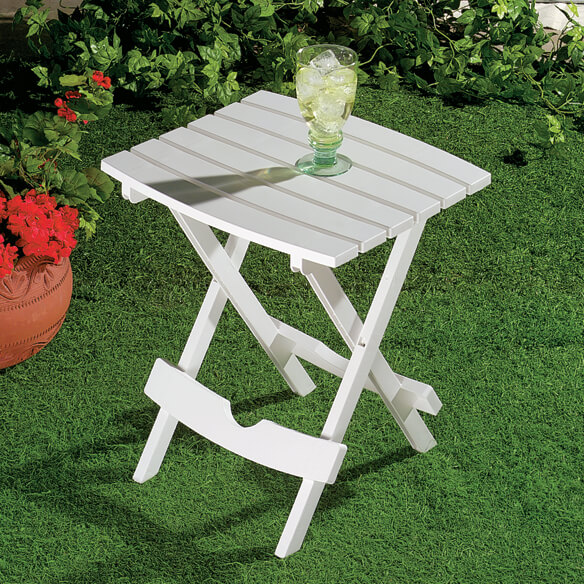Outdoor Folding Side Table