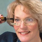 Hair, Nail & Skincare - Magnifying Makeup Glasses