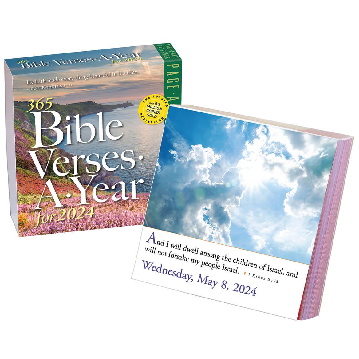 Bible Verses Desk Calendar-310670