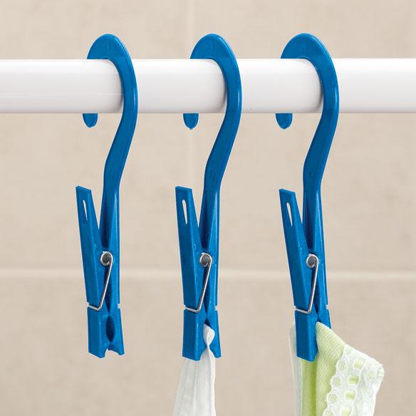 Drip Dry Hangers Set of 6