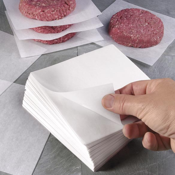 Dry Wax Paper Squares - Set of 350