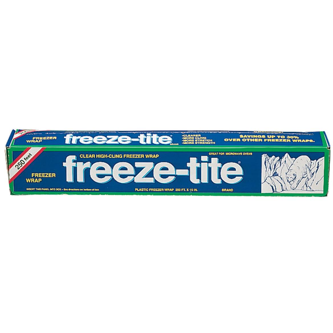 Freeze Tite Plastic Wrap-310757
