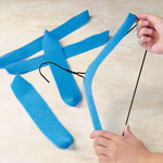 Clothes Care - Foam Hanger Covers - Set of 25
