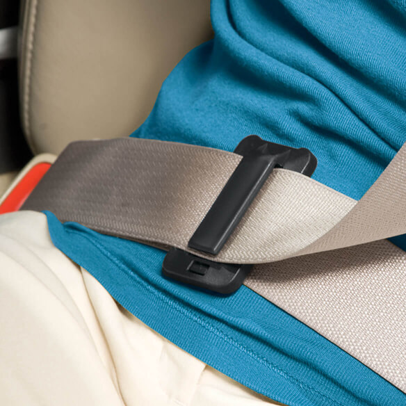 Seat Belt Strap Adjuster Set/2