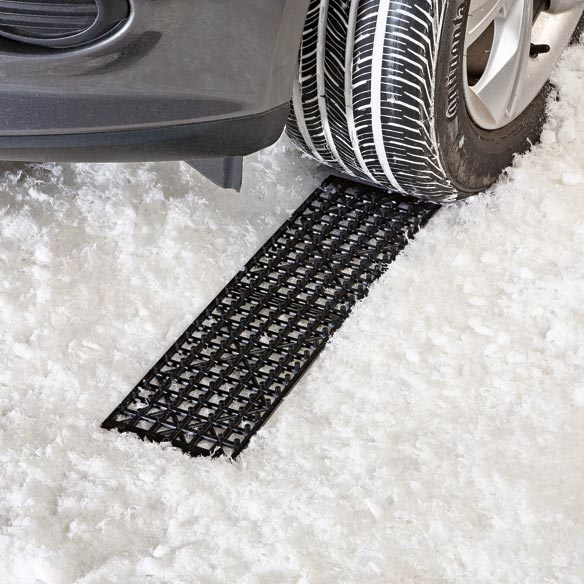 Auto Traction Mats - Set Of 2