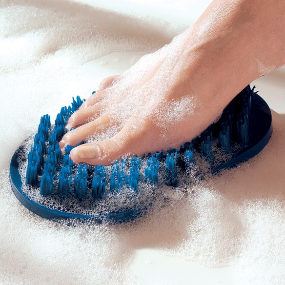 Soapy Toes™ Foot Scrubber