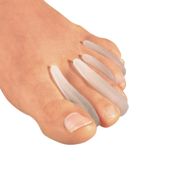 Gel Toe Separators - Set Of 8