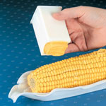 Gadgets & Utensils - Butter Spreader For Corn