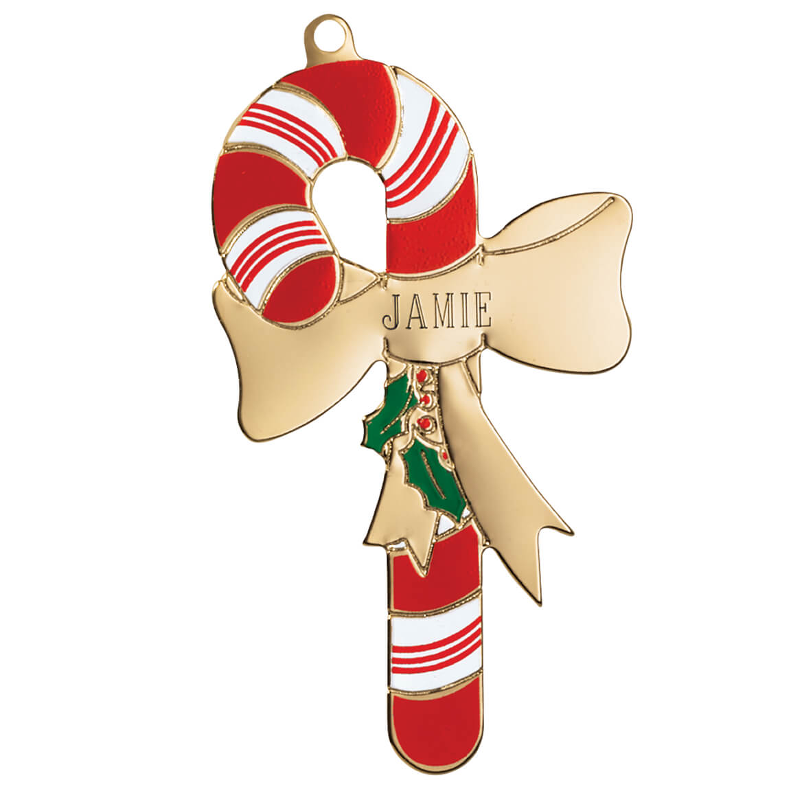 Personalized Legend of the Candy Cane Ornament-311532