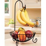 Food Storage - Fruit And Banana Holder