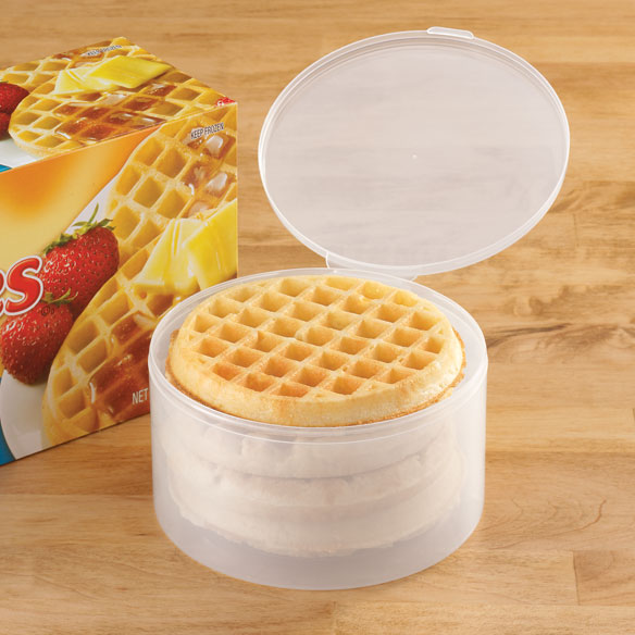 Waffle Container