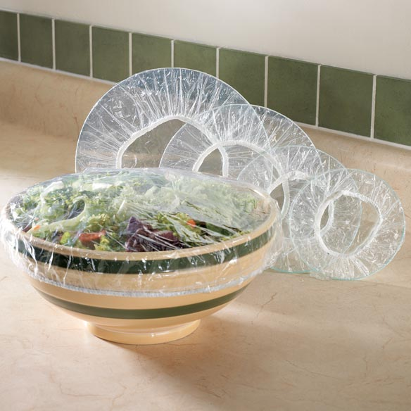 Elastic Bowl Covers - Set Of 50
