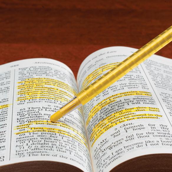 Bible Dry-Liter Marker