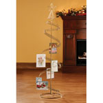 Decorations & Storage - Spiral Tree Card Holder