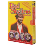Books & Videos - Red Skeleton 2 DVD Set