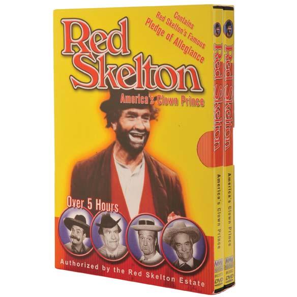 Red Skeleton 2 DVD Set
