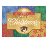 Christmas Cards - The More I Love Christmas Religious Christmas Card Set of 20