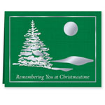 Christmas Cards - Remembering You Personalized Christmas Cards - Set Of 20