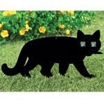 Pest Control - Garden Black Cat