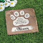 Pets - Personalized Pet Memorial Stones