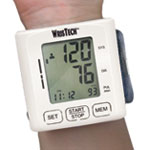 Daily Living Aids & Cushions - Wrist Blood Pressure Monitor