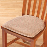 Raindrops Chair Pad
